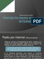 Proyecto Radio en Internet