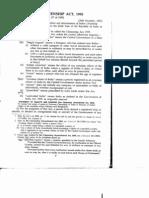 Citizenship Act, 1955