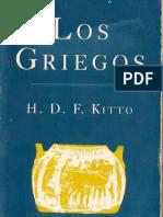 H.D.F. Kitto, Los Griegos