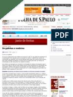 Jânio de Freitas - De Médicos e Galinhas