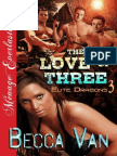 Becca Van - [Elite Dragons 03] - The Love of Three