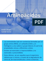 bioquimica aminoacidos