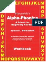 Alpha-Phonics Instruction Manual