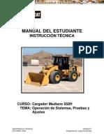 Manual Estudiante Instruccion Tecnica Cargador Frontal 950h Caterpillar
