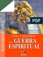 Bernardo Campos--para Entender La Guerra Espiritual-bassel Publishers