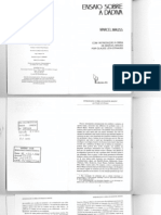 MAUSS, Marcel. Ensaio Sobre a Dádiva. Apresentação Lévi-Strauss e Cap. 1 a 3.