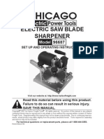Saw Sharpener