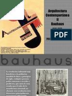 Bauhaus Arquitectura Contemporania