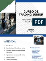 Curso Trading Junior Segunda Parte