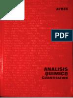 Analisis Químico Cuantitativo-AYRES by ivowivo