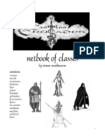 Castles & Crusades Netbook of Classes