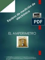 El Amperimetro