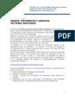 Aborto-recurrente Factores Asociados