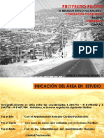 Habilitacion Urbana - Pachacamac