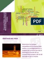 Presentación FODA A.R.D.A