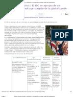 Artículo educativo _ El IBO se apropia de un concepto de aprendizaje surgido de la globalización