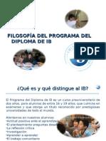 0. FILOSOFÍA DEL PROGRAMA DEL DIPLOMA DE IB