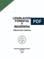 Tributacion Forestal