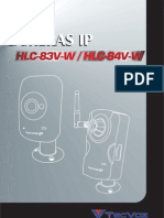 Manual Hlc 83v w e Hlc 84v w