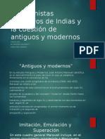 Los cronistas primitivos de Indias y la cuestión.ppt
