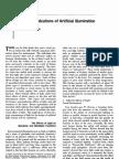 Efectos Biologicos de La Iluminacion
