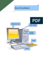 Schéma d'un ordinateur