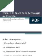 Bases Multimedia