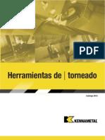 Herramienta de Torneado 8010 a-08-01314ES Mm Sec