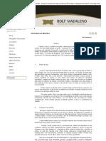 Rolf Madaleno - Direito de Família e Sucessões - Direito de Família Porto Alegre, Advocacia Porto Alegre, Advogado Porto Alegre, Porto Alegre RS - A Disregard nos Alimentos