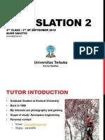 TRANSLATION 2 - CLASS 1 - MODUL 1&2 - ANOR.pptx