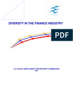 Finance EEOC