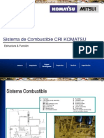 Curso Sistema Combustible Cri Komatsu