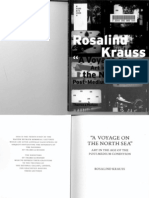 Krauss Rosalind a Voyage on the North Sea Art in the Age of the Post-Medium Condition