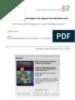 1.8 - Krizan, Mojmir - Civil Society - A New Paradigm in the Yugoslav Theoretical Discussion (en)