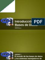 Base de datos - Unidad 1.pdf