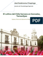Manual para Producir Chile Serrano