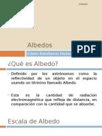 Albedo s
