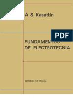 Fundamentos de Electrotecnia -Kasatkin