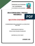 Quinto Informe