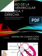 Bloqueo de la Rama Ventricular Izquierda y Derecha.pptx