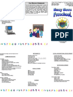 Curriculum Brochure Preschool[1]