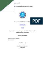 Informe Proyecto Final Herramientas de la Colaboracion Digital