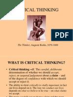 Critical Thinking[1]