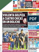 Tapa Diario Popular 01-09-2013
