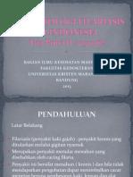 Epidemiologi Filariasis Di Indonesia