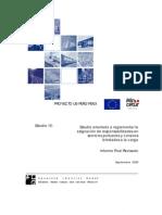 Estudio Servicios Portuarios y Conexos - MTC