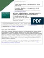Jassim Schiff BComplementary hydrogen bonding in a new tridentate Schiff base ligand