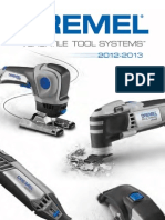 Dremel Catalog 2013