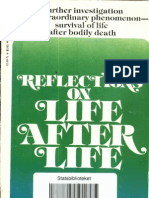 Moody, Raymond A. - Reflections on life after life