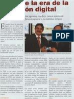 La era de la televisión digital viene al Perú